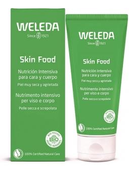 CREMA MULTIUSOS DE PLANTAS MEDICINALES BIO SKIN FOOD (30 ML) DE WELEDA