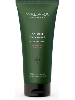 ACONDICIONADOR CAPILAR PARA CABELLO TEÑIDO COLOUR AND SHINE DE MADARA