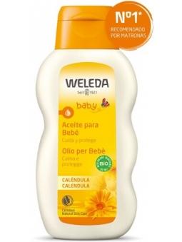 ACEITE DE CALENDULA BIO BEBES DE WELEDA