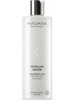 AGUA MICELAR MULTIACCION ACIDO HIALURONICO (400 ML) DE MADARA
