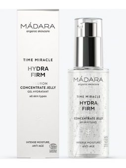 GEL HIDRATANTE FACIAL CONCENTRADO HIALURONICO TIME MIRACLE DE MADARA