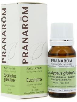 ACEITE ESENCIAL DE EUCALIPTO 100% PURO Y NATURAL DE PRANAROM