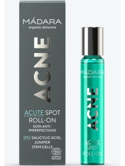 ROLL ON ANTIACNE Y ANTIIMPERFECCIONES ACUTE SPOT ACNE DE MADARA