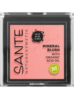 COLORETE MINERAL 01 MELLOW PEACH DE SANTE