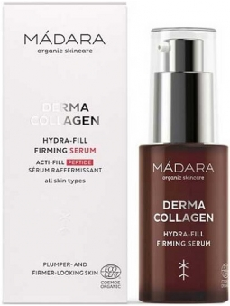 SERUM FACIAL HIDRATANTE Y REAFIRMANTE DERMA COLLAGEN HYDRA FILL MADARA