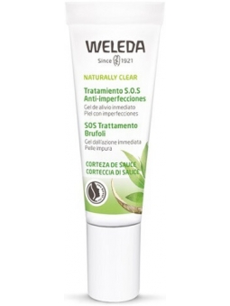 TRATAMIENTO SOS ANTIIMPERFECCIONES SAUCE NATURALLY CLEAR DE WELEDA