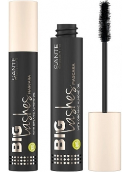 MASCARA DE PESTAÑAS BIO BIG LASHES DE SANTE