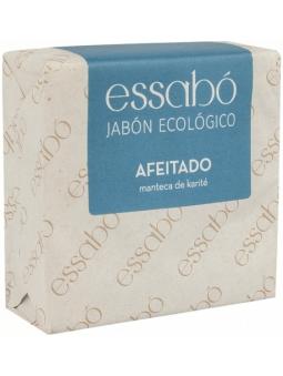JABON SOLIDO PARA EL AFEITADO CON KARITE ESSABO DE JABONES BELTRAN
