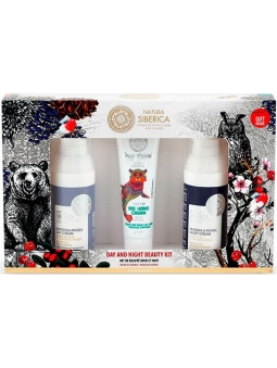 SET-PACK DAY AND NIGHT BEAUTY KIT DE NATURA SIBERICA