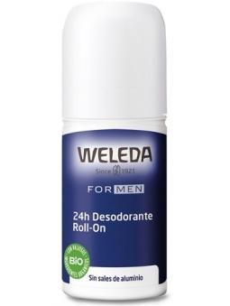 DESODORANTE ROLL-ON 24 HORAS MEN BIO DE WELEDA