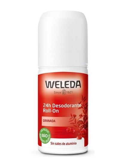 DESODORANTE ROLL-ON 24 HORAS GRANADA BIO DE WELEDA