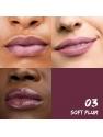 BALSAMO LABIAL CON COLOR BIO 03 SOFT PLUM SMOOTH COLOR KISS DE SANTE