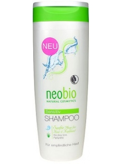 CHAMPU NATURAL BIO SENSITIVE ALOE VERA NEOBIO