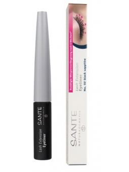 EYERLINER NATURAL LASH EXTENSION BLACK SAPPHIRE 02 SANTE