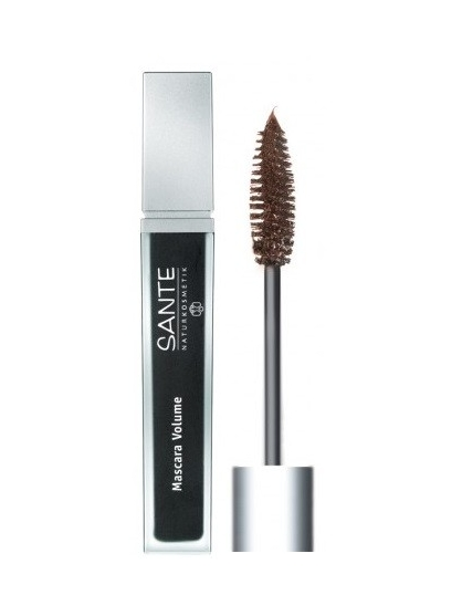 MASCARA PESTAÑAS BIO BROWN 02 SANTE