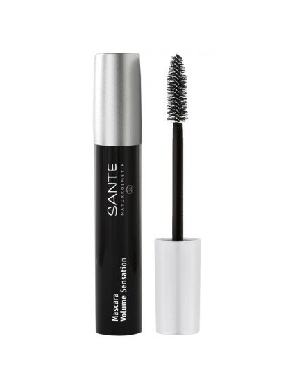 MASCARA PESTAÑAS BIO VOLUMEN SENSATION 01 SANTE