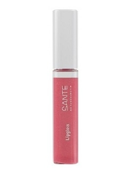 BRILLO LABIOS NATURAL PEACH PINK 03 SANTE