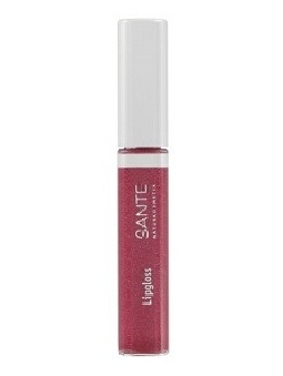 BRILLO LABIOS NATURAL RED PINK 04 SANTE