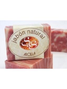 JABON DE ARCILLA NATURAL EN PASTILLA SYS