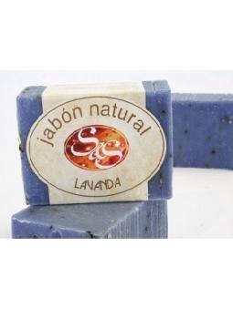 JABON DE LAVANDA NATURAL EN PASTILLA SYS