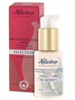 SERUM ANTI-MANCHAS NATURAL SELECTION HELIOTROP