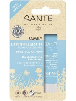 BALSAMO LABIAL EXTRA-SENSITIVE NATURAL BIO FAMILY DE SANTE