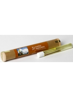 ACEITE ROLL ON DE 31 ACEITES ESENCIALES (10 ML) DE OMAMORI
