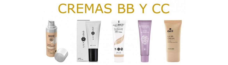 Cremas BB y CC