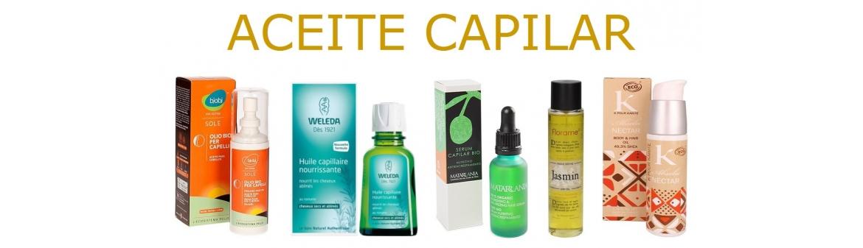 Aceites Capilares