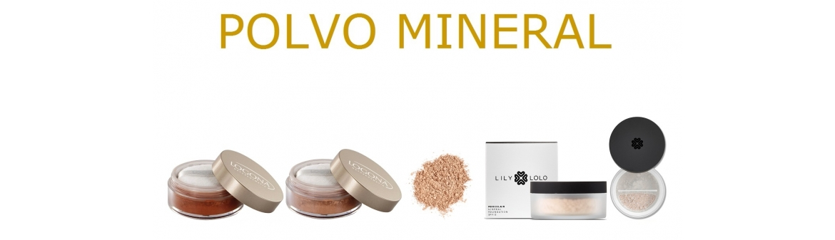 Maquillajes Minerales